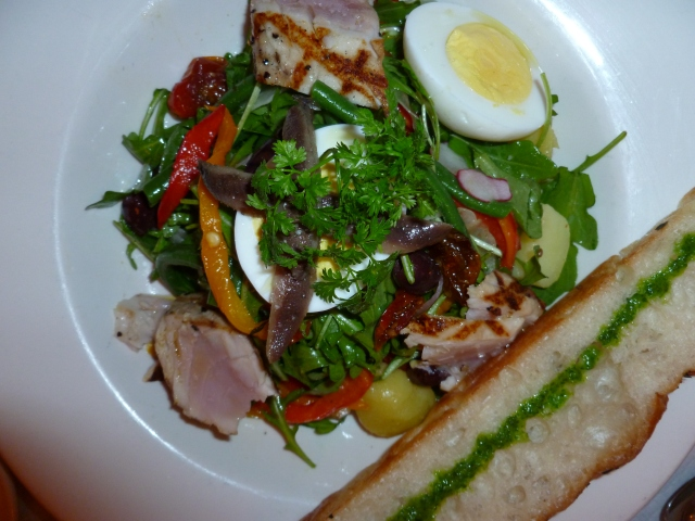 Tuna Nicoise at Balthazar