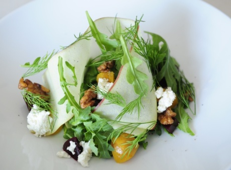 Summer Salad at Hawksworth